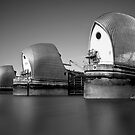 Thames Barrier 2 by igotmeacanon