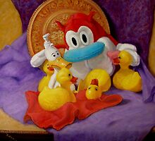 Friends #1: Stimpy and Rubber Ducks by Donelli J.  DiMaria
