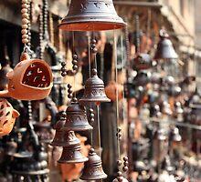 Nepalese Bells by Brooke Findlay