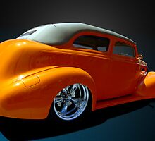 Orange Dream by Kurt Golgart