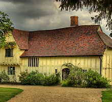 Cottage At Flatford by SimplyScene