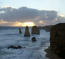 12 Apostles, near Port Campbell by BestShot
