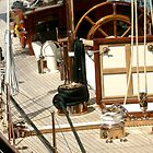 Traditional Sailing Yacht by solena432
