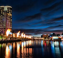 Colours of Melbourne by Jason Pang, FAPS FADPA