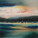 Kerrara Boats by scottnaismith