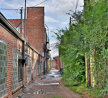 Kansas City Alley 4 by Delany Dean