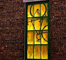 Yellow Window by photoloi