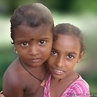 Sri Lanka Tsunami Survivors 3 by Peter Maeck