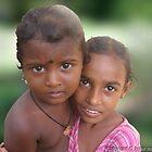 Sri Lanka Tsunami Survivors 3 by Peter Maeck