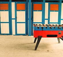 Table football by Silvia Ganora