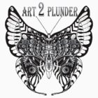 Art 2 Plunder Logo 4 by plunder