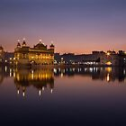 HARMANDIR SAHIB AT TWILITE by RakeshSyal