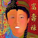 'Lady China', Then, Yesterday, and ?. by luvapples downunder/ Norval Arbogast