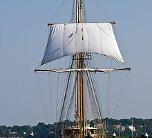 Peacemaker Tall Ship by Monica M. Scanlan