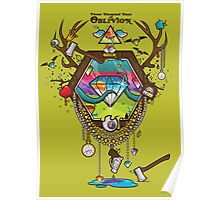 These Diamond Days of Oblivion Poster