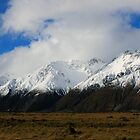 Mountainscape NZ by cmrphotography