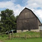 Country Barn by nikspix