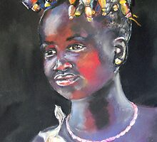 Etheopian Girl by Shirlroma