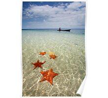 Paradise in Panama Poster