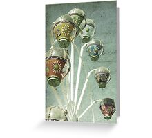 Carnivale Greeting Card