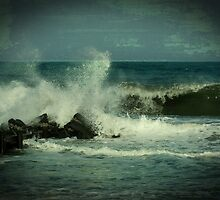 Ocean Impact by AngieM