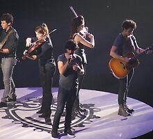 Jonas Brothers by Angi Baker