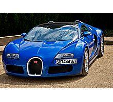 Bugatti Veyron 16.4 Photographic Print