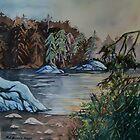 Rain Forest by Cal Kimola Brown