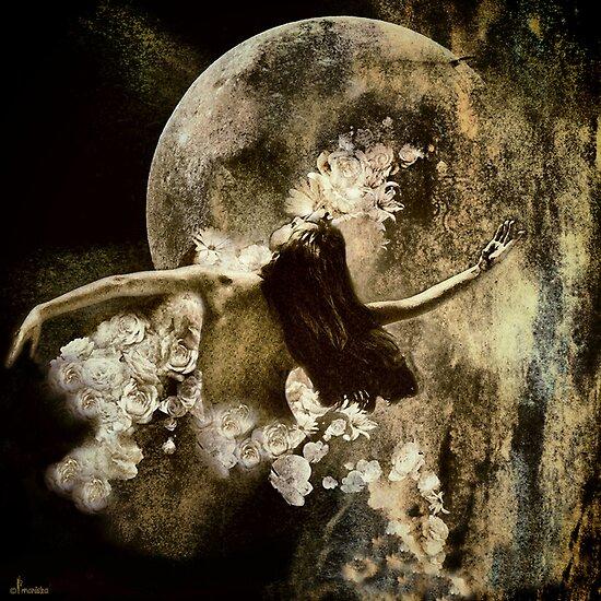 "Without Wings / ""Moon Dancer"" #02 by Mariska"