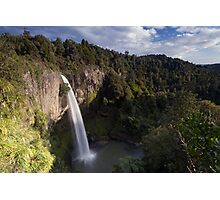 Bridal Veil Falls. Photographic Print