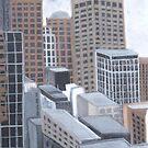 Skyscrapers by Joan Wild