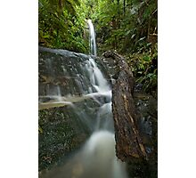 Forgotten Waterfalls. Photographic Print