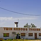 Twin Arrows, Arizona by Patito49