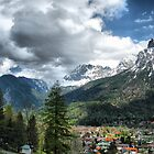 Mittenwald Germany by Daidalos
