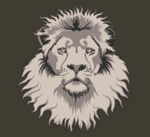 Lion Head by Rustyoldtown