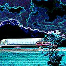 Trucking in Coolness by Daneann
