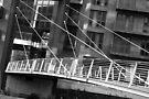 Granary Wharf Bridge by richman
