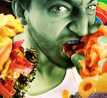 7 Deadly Sins: Gluttony by Rebecca Richardson
