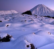 Ngauruhoe Blues by Michael Treloar
