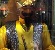 Let Zoltar Tell Your Fortune by CarolM