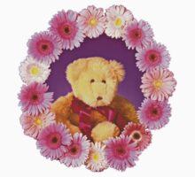 """Teddy-in-a-Ring"" Pyjamas by Bloomin' Arty"