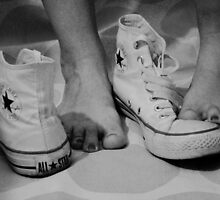 my chucks by KimberlyClark