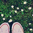 chucks & daisies by KimberlyClark