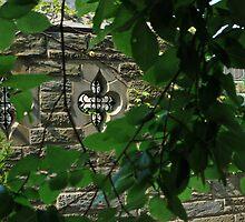 castle wall by Jeff Stroud