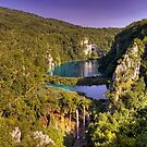 Falling Lakes by paolo1955