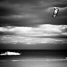 Riding wave and wind by clickinhistory