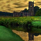 Fountains Abbey by Bootkneck