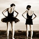 Happy Ballerinas by indykb