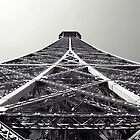 Up the Eiffel by Matthew Pugh
