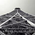 Up the Eiffel by Matthew Pugh